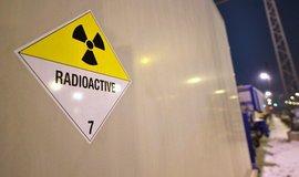 Jaderný odpad, ilustrační foto