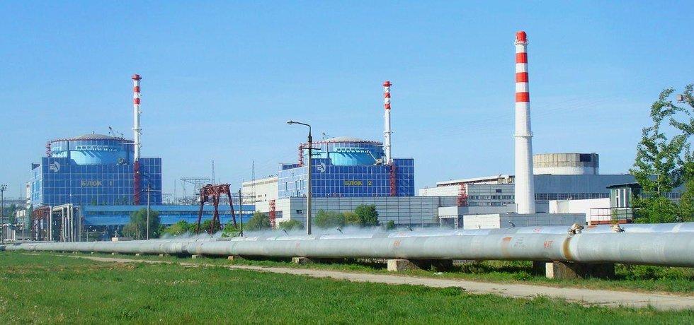 Ukrajinská jaderná elektrárna Chmielnicki