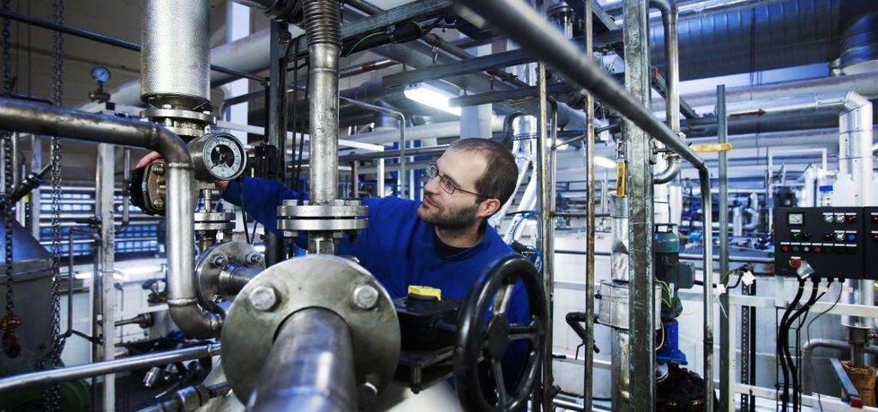 Liberecký provoz výrobce biopaliv Temperatior