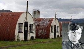 Příslušník nechvalně proslulého elitního Hitlerova oddílu Waffen SS, Heinrich Steinmeyer, pobýval v zajateckém táboře při skotském městečku Comrie