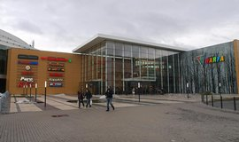 Galerie Harfa (ilustrační foto)