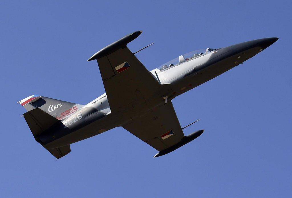 Novou generaci letounů L-39NG chce Aero začít dodávat od roku 2019. Na snímku ukázkový letoun L-39CW.