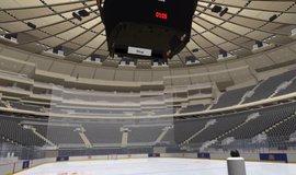 Hokejový simulátor Sense Arena