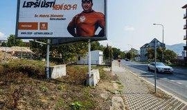 Kampaň před komunálními volbami v Ústí