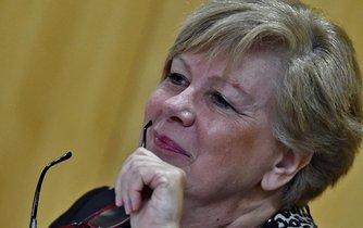 Ivana Stráská (ČSSD), hejtmanka Jihočeského kraje