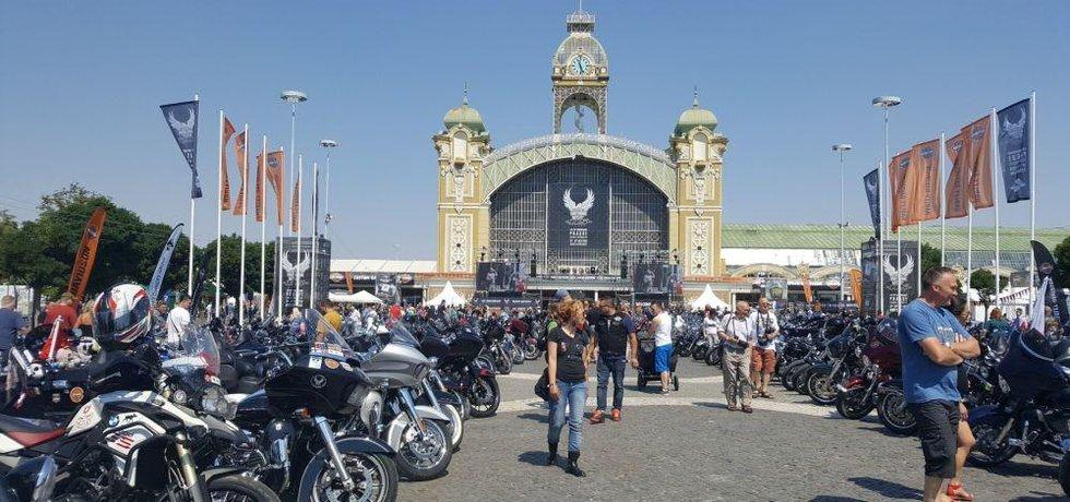 Oslavy 115. výročí založení značky Harley-Davidson