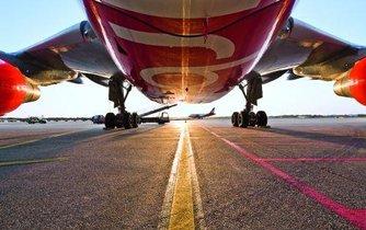 Stroj aerolinek Airberlin