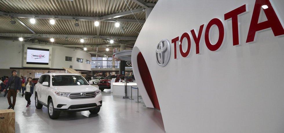 Toyota - ilustrační foto (Zdroj: čtk)