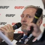Mirek Topolánek na předvolební debatě týdeníku Euro