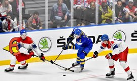 Škoda Auto je hlavním sponzorem hokejového mistrovství světa od roku 1993