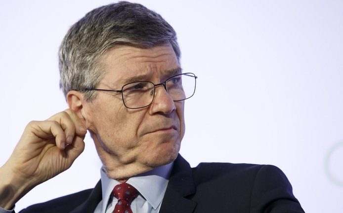 Americký ekonom Jeffrey Sachs