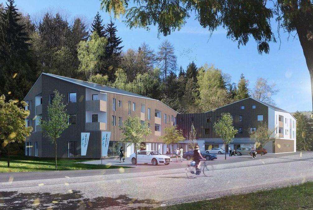 Apartmány v Ski & Mt. bike apartments