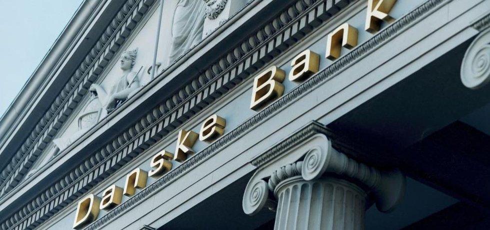 Ústředí Danske Bank v Kodani