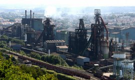 Hutě Mittal na východě Francie