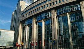 Sídlo Evropské komise a parlamentu v Bruselu