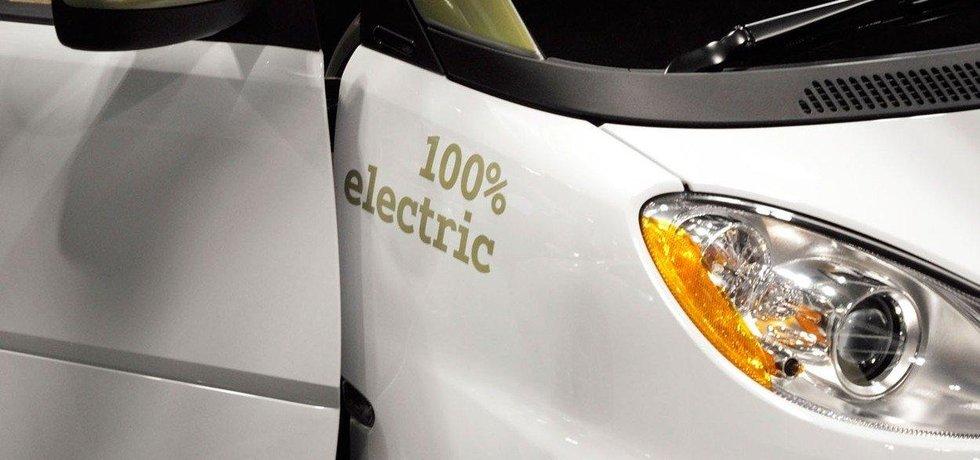 Čistě elektrické vozy měly na celkovém prodeji aut podíl 1,2 procenta