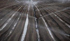 Deště zachránily jen část úrody. Deset procent území Česka stále trpí extrémním suchem