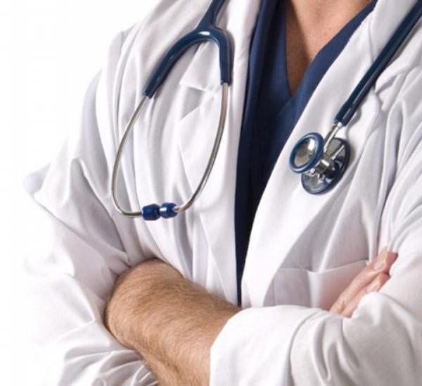 stetoskop, lékař