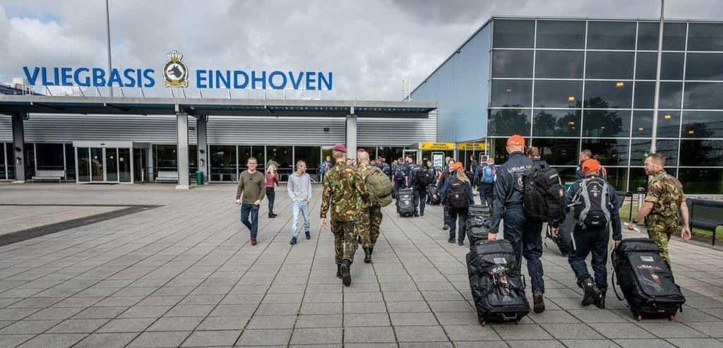 10. Eindhoven Airport (EIN), Nizozemí — 6.39