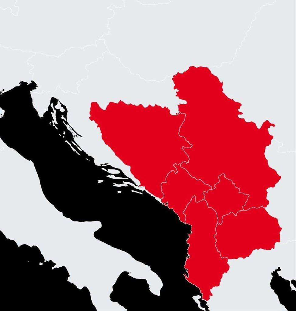 Jihozápadní Balkán
