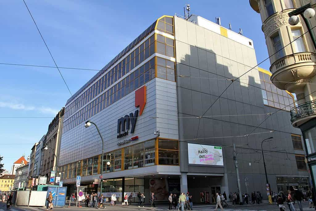 Obchodní dům Máj si už svou pozici kulturní památky vybojoval