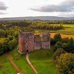 Doune Castle ve Skotsku
