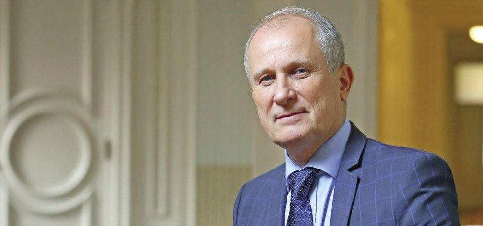 Ředitel kanceláře CzechTrade v Izraeli Jiří Mašata