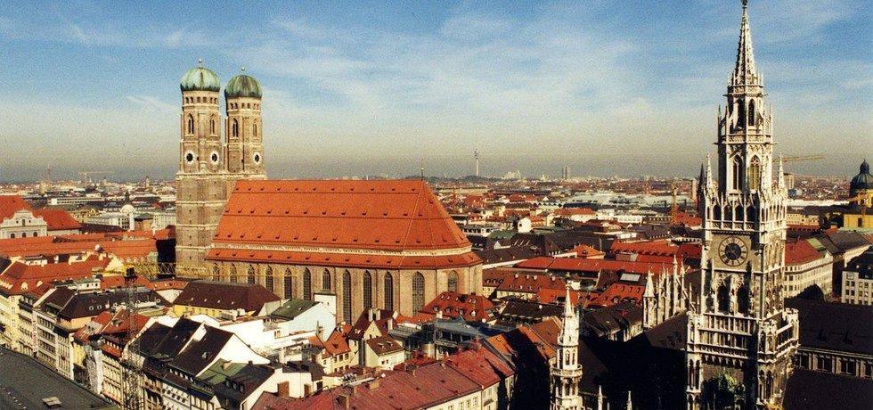 4. místo - Mnichov, Německo
