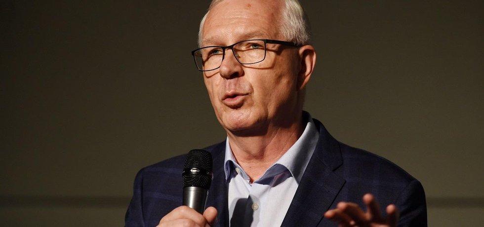 Bývalý předseda Akademie věd a současný prezidentský kandidát Jiří Drahoš