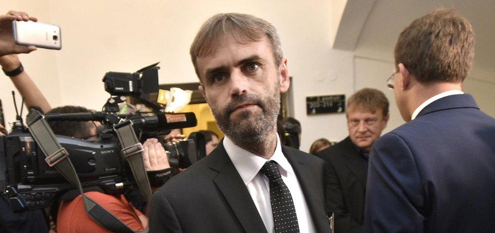 Robert Šlachta (Zdroj: čtk)