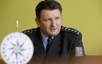 První náměstkek policejního prezidenta Tomáš Tuhý