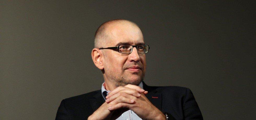 Rektor Masarykovy univerzity v Brně Mikuláš Bek