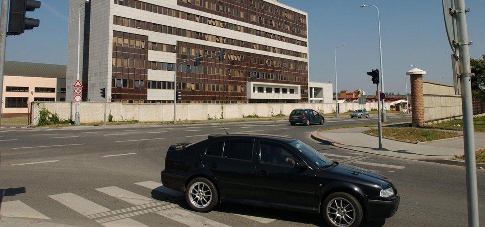 Budova bezpečnostní informační služby v Praze (Autor: Mladá fronta, archiv)