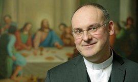 Páter Stanislav Přibyl, generální sekretář České biskupské konference