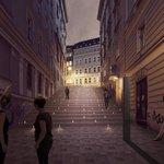V plánu je i nové nasvícení schodů za pomoci diod