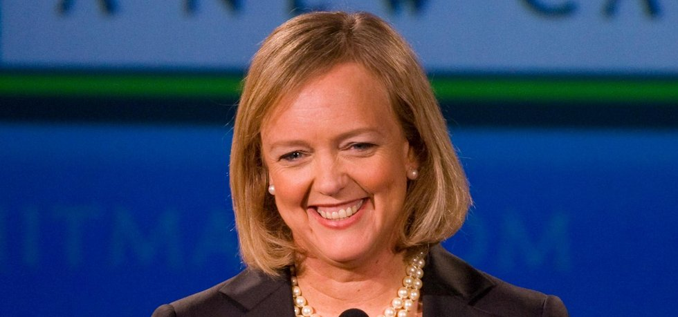 Meg Whitman (Autor: Max Morse, CC BY 2.0, Wikimedia Commons)