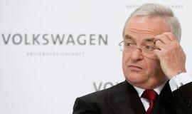 Bývalý šéf německého automobilového koncernu Martin Winterkorn