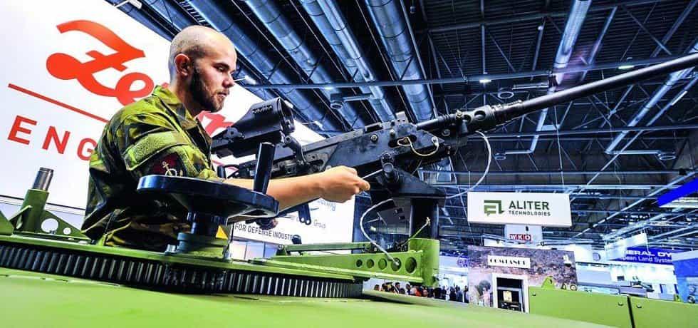 Zetor Engineering představil na veletrhu IDET prototyp kolového vozidla Fox pro bojové operace speciálních jednotek