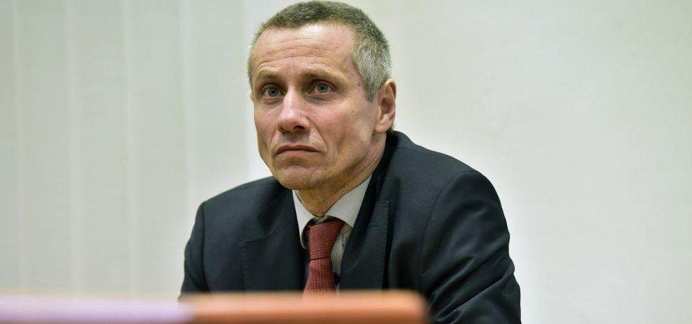 Bývalý manažer Čepra Alexandr Houška