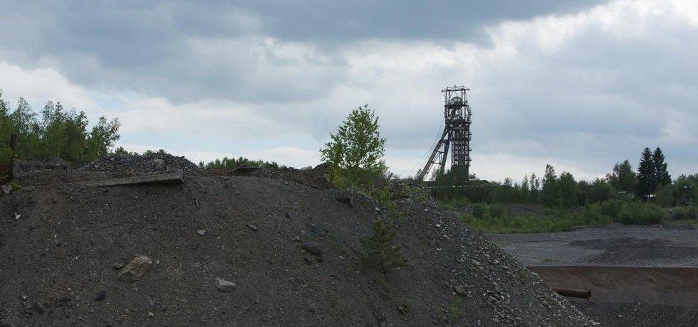 Diamo - těžba