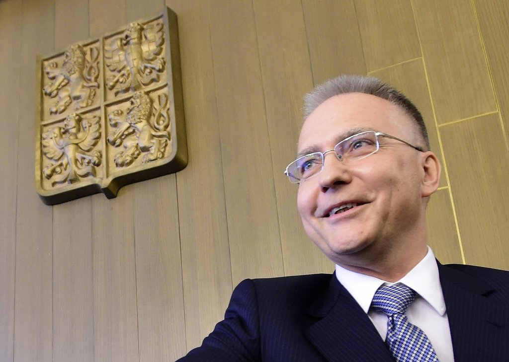Michal Koudelka, ředitel BIS