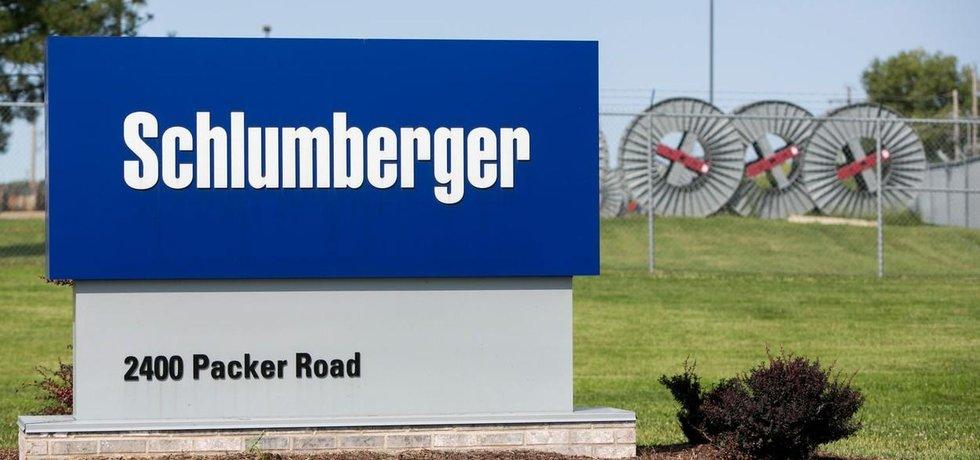 Logo společnosti Schlumberger