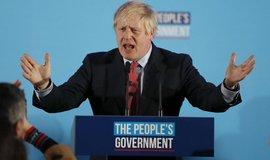 Británie odejde z EU na konci ledna, oznámil Johnson po drtivém vítězství