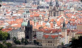 Praha byla loni 20. nejnavštěvovanější město na světě