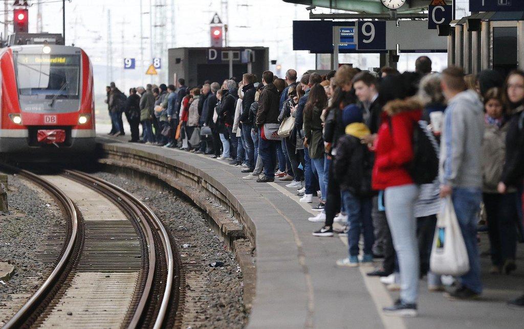 Deutsche Bahn, ilustrační foto