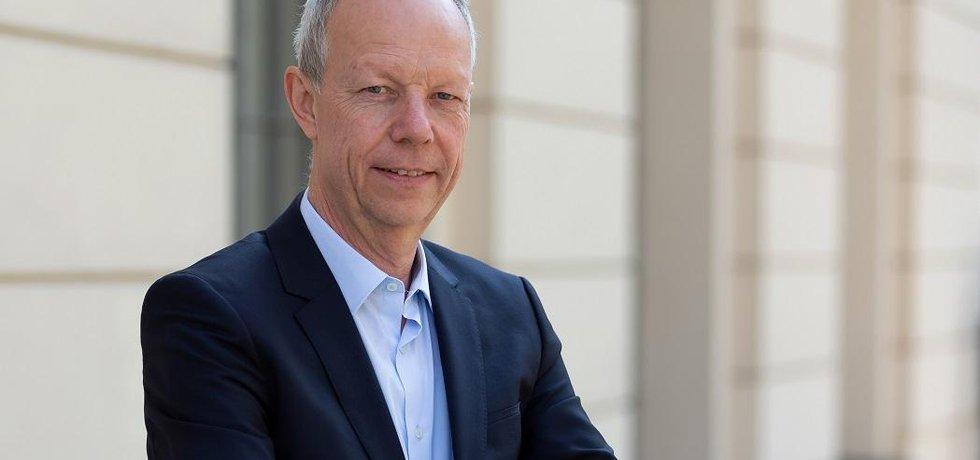 Šéf německé GLS Bank Thomas Jorberg