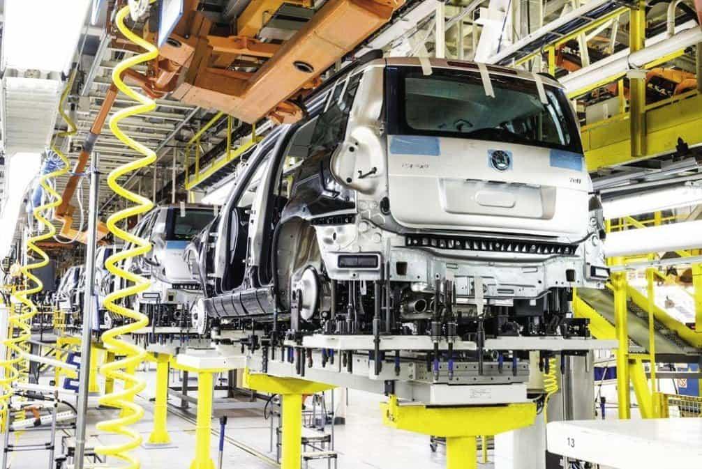 Především díky dvěma výrobním závodům Škody Auto (na snímku Nižní Novgorod) dlouhodobě tvoří páteř českého vývozu do Ruska dodávky strojů a dopravních prostředků, zejména dílů a součástí pro automobilový průmysl