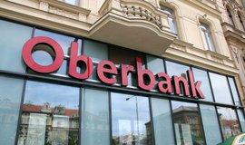 Pobočka Oberbank v Praze