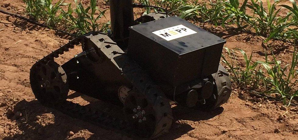 Robotika v zemědělství ilustrační foto