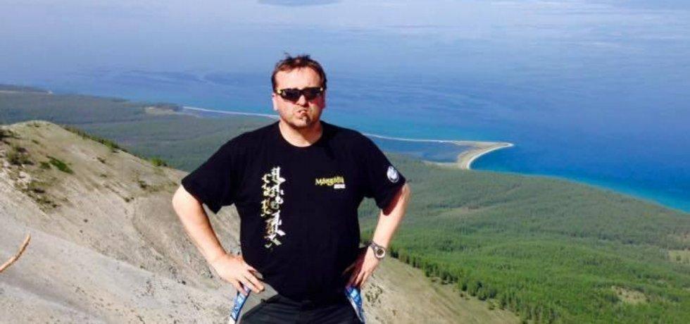 Lubomír Svoboda, český podnikatel v Mongolsku.